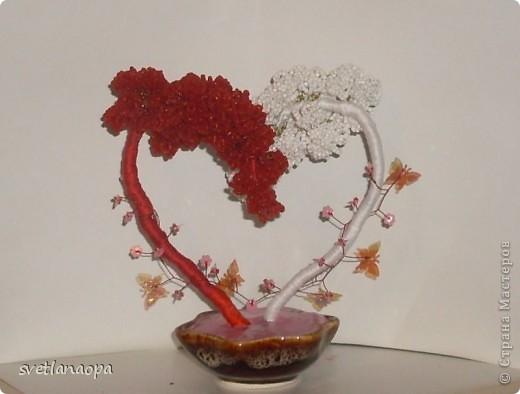 Дерево-сердце