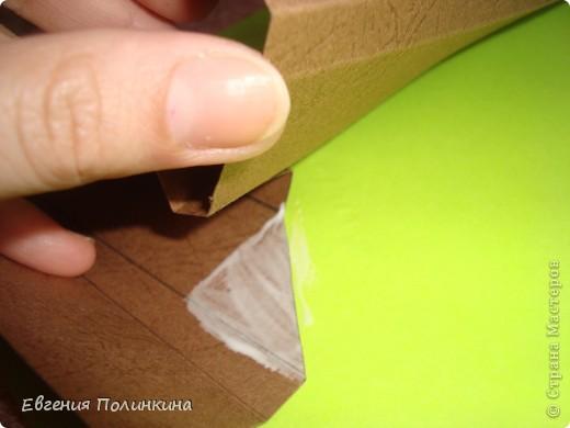 Здравствуйте!Нашла в инете картинку,ну очень она мне понравилась!Решила сделать в технике бумагопластика.Или моя работа не бумагопластика???????Объёмная аппликация????Зёрна кофе настоящие,от них такой аромат.... фото 8