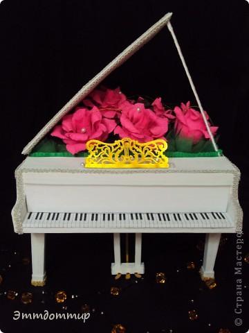 Моя рояль фото 1