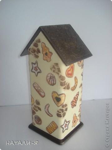 Как давно я мечтала сделать чайные домики, и, наконец, заготовки у меня, вот что получилось. фото 7