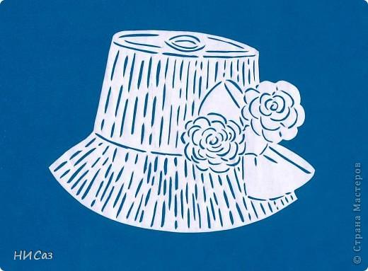 На улице с каждым днем все жарче и жарче. Скоро время летних отпусков. Не хотите ли выбрать себе шляпку для отдыха? фото 3
