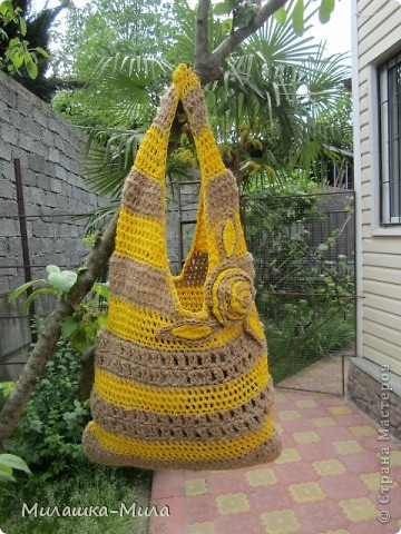 Летние пляжные сумочки фото 3