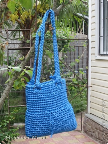 Летние пляжные сумочки фото 4