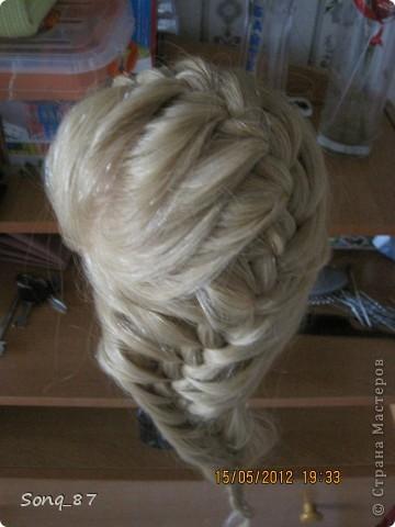 плетение косичек  фото 10