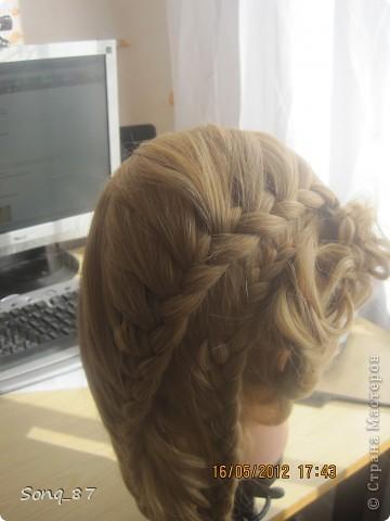 плетение косичек  фото 9