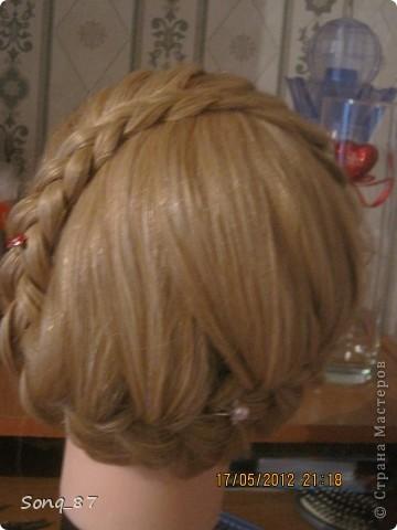 плетение косичек  фото 2
