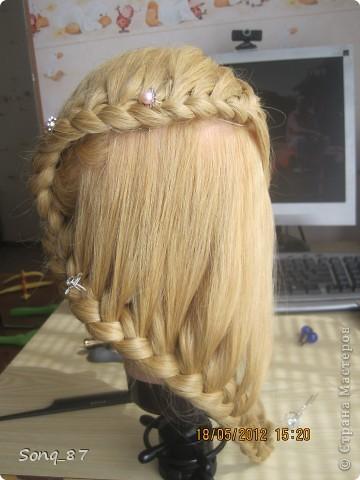 плетение косичек  фото 1