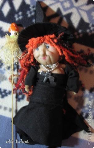 Моя первая кукла попик... фото 5