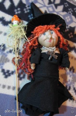 Моя первая кукла попик... фото 6