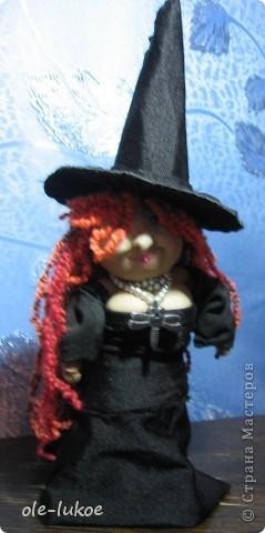 Моя первая кукла попик... фото 7