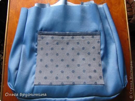 Как-то так выходит,что в январе-феврале меня тянет в скульптурно-текстильную технику.А в мае на пошив сумки.Просто день рождения любимой сестры никто не отменял! фото 10