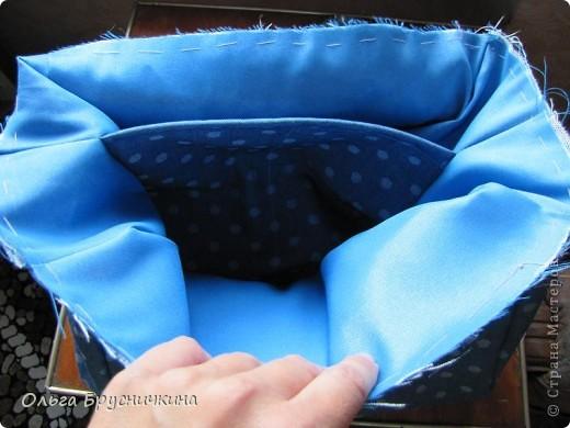 Как-то так выходит,что в январе-феврале меня тянет в скульптурно-текстильную технику.А в мае на пошив сумки.Просто день рождения любимой сестры никто не отменял! фото 13