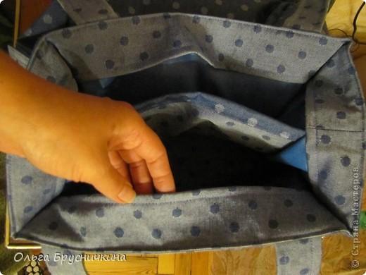 Как-то так выходит,что в январе-феврале меня тянет в скульптурно-текстильную технику.А в мае на пошив сумки.Просто день рождения любимой сестры никто не отменял! фото 15