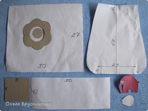 Как-то так выходит,что в январе-феврале меня тянет в скульптурно-текстильную технику.А в мае на пошив сумки.Просто день рождения любимой сестры никто не отменял! фото 2
