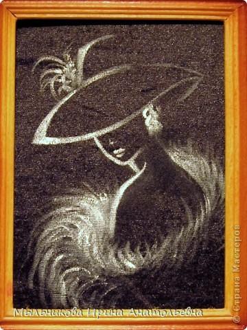 Дама в шляпе фото 1