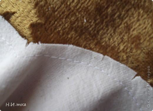 Сшила я куколку по МК  http://www.vsehobby.ru/kukla_iz_tkani.html , уж ооочень она мне понравилась. Расскажу немножко как она у меня рождалась. фото 4