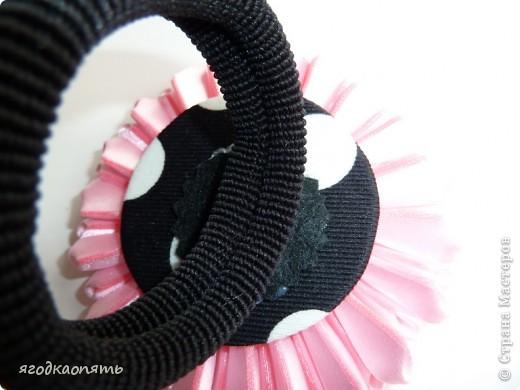 А вот один из вариантов их использования. Были еще броши и резинки для волос фото 9