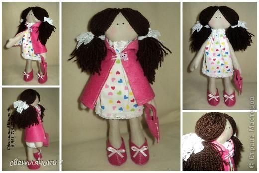 кукла Оленькая фото 1