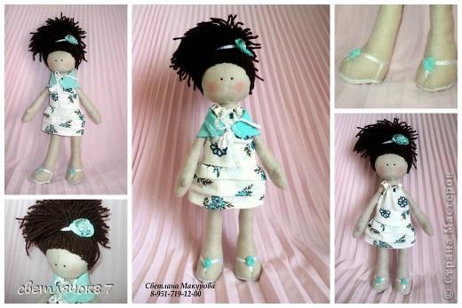 кукла Оленькая фото 2