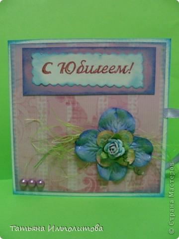 """Первый раз в жизни сделала """"сладкую корзиночку"""". Время на раздумья было не очень много и я остановила свой выбор цветов на мк Татьяны Николаевны,тем более,что подобные цветы я уже делала фото 6"""