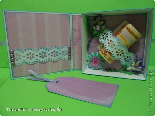 """Первый раз в жизни сделала """"сладкую корзиночку"""". Время на раздумья было не очень много и я остановила свой выбор цветов на мк Татьяны Николаевны,тем более,что подобные цветы я уже делала фото 9"""