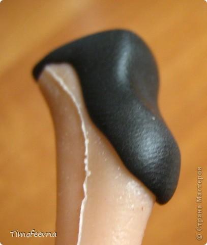 Гардероб Куклы 8 марта День матери День рождения Моделирование конструирование Сапожки для Барби мини-МК Клей Коробки спичечные Пластика фото 7