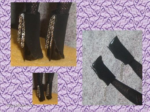 Гардероб Куклы 8 марта День матери День рождения Моделирование конструирование Сапожки для Барби мини-МК Клей Коробки спичечные Пластика фото 21