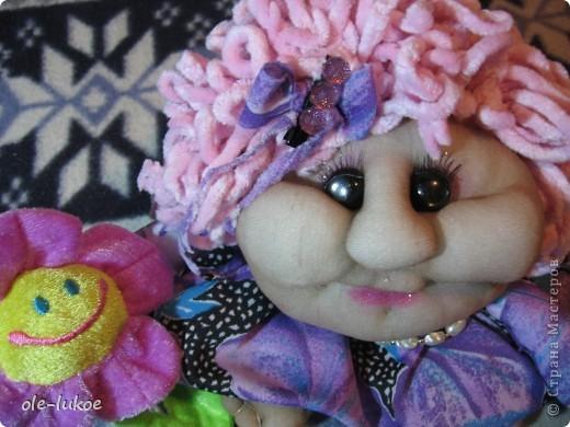 Моя первая кукла попик... фото 2