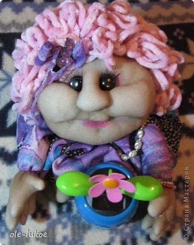 Моя первая кукла попик... фото 4