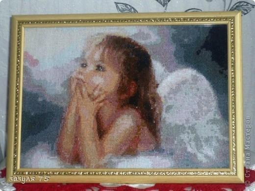 Мой любимый ангелочек. фото 1