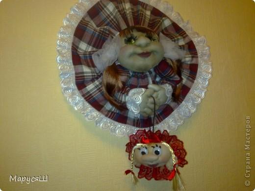самая первая (делала в подарок, а новая хозяйка Настя-так и назвала её) фото 4