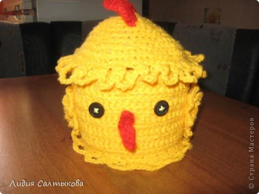 шкатулочка Цыпленок. фото 1
