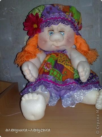 мягкие куколки фото 1