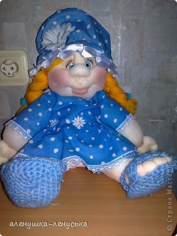 мягкие куколки фото 2