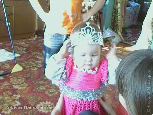 Платье для моей принцессы фото 2