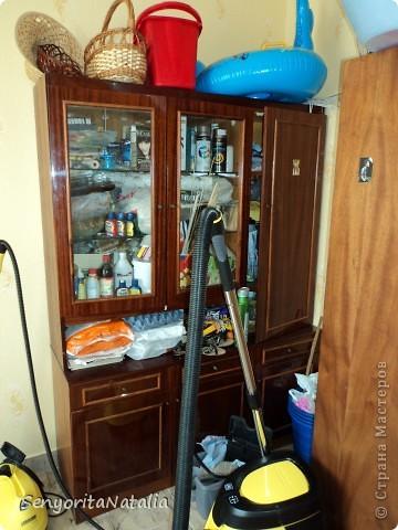 Вот такой шкафчик у меня получился! фото 2