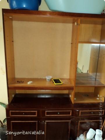 Вот такой шкафчик у меня получился! фото 3