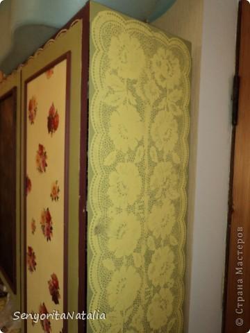 Вот такой шкафчик у меня получился! фото 7