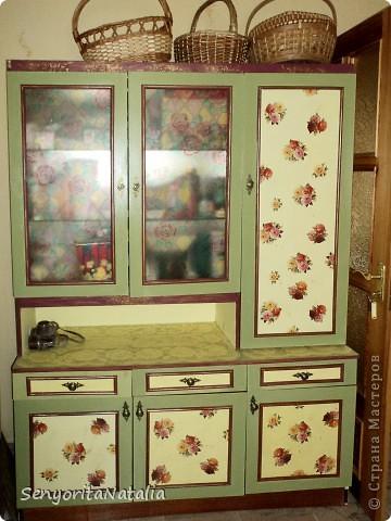 Вот такой шкафчик у меня получился! фото 15