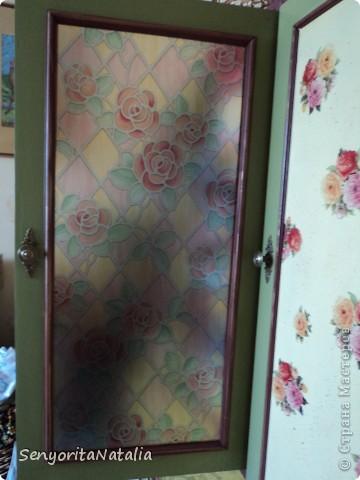 Вот такой шкафчик у меня получился! фото 13