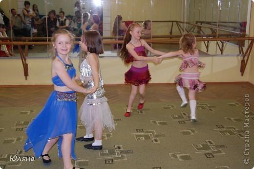 Вязание крючком - наши костюмы в танцах.