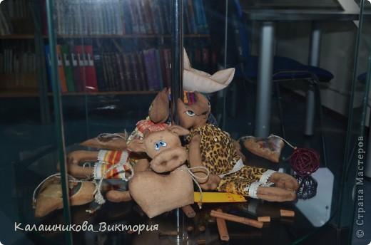 И в этом году к Дню библиотек в Интеллект-Центре оформила небольшую выставку. Приглашаю посмотреть... фото 7