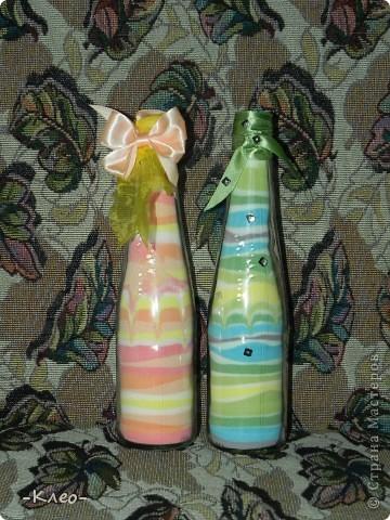 Эта банка с солью, украшенная цветами из холодного фарфора (самодельного) ушла в подарок маме. фото 9