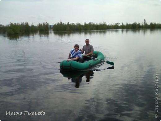 Дорогие мои жители Страны!Приглашаю вас посетить мою любимую дачку,только необходимо взять с собой резиновые сапоги или плыть на лодке! фото 2