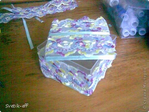 Готовая коробочка. фото 12