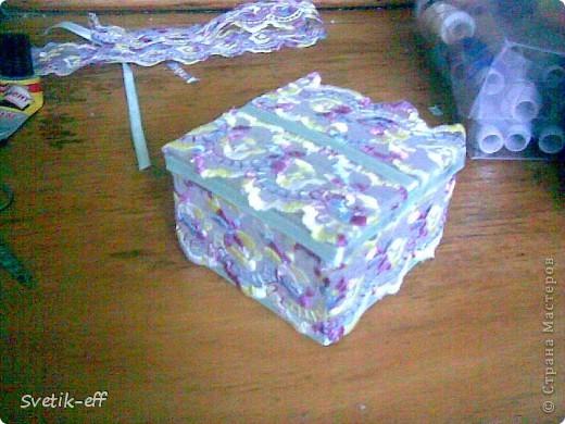 Готовая коробочка. фото 13