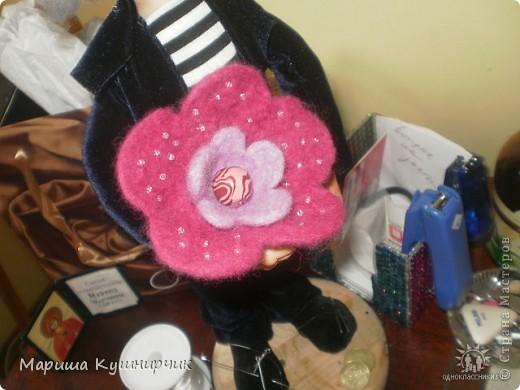 Была на мастер классе у известноу кукольницы Марины Зиминой фото 4
