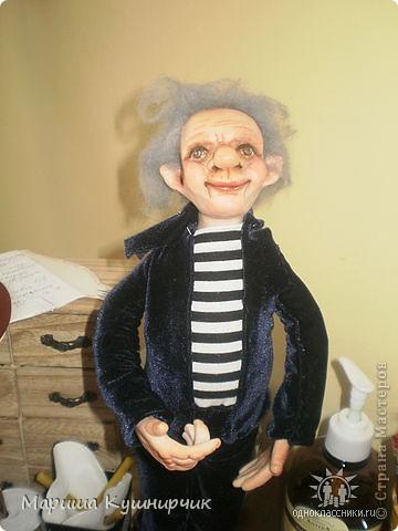 Была на мастер классе у известноу кукольницы Марины Зиминой фото 2