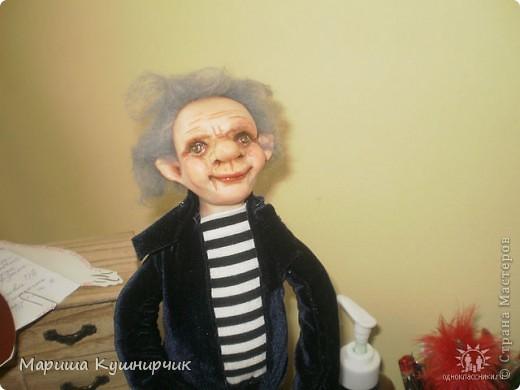 Была на мастер классе у известноу кукольницы Марины Зиминой фото 1