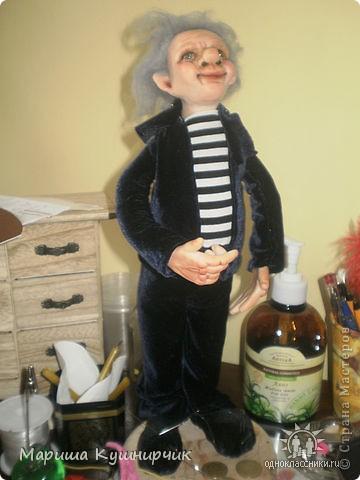 Была на мастер классе у известноу кукольницы Марины Зиминой фото 3